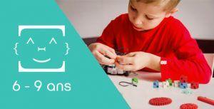 6 - 9 ans : Atelier découverte 6 - 9 ans